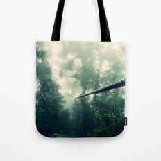 Zip Line Tote Bag