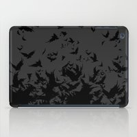 An Unkindness of Ravens (Grey) iPad Case