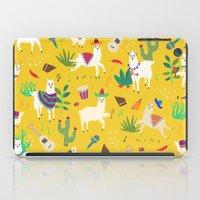 Alpacas & Maracas  iPad Case