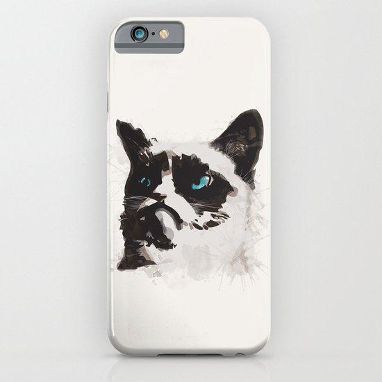 Grumpy Cat iPhone & iPod Case