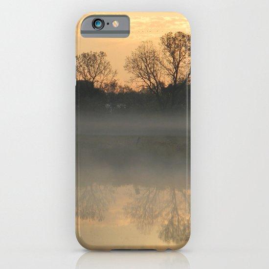 Morning Mist iPhone & iPod Case