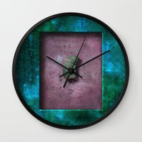 safe keeping Wall Clock