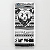 Stay Weird - Oldschool iPhone 6 Slim Case