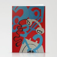 All Numbers Stationery Cards