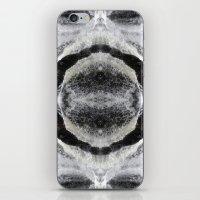 Waterfall Mandala iPhone & iPod Skin