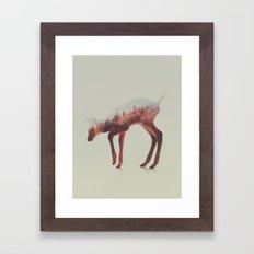Norwegian Woods: The Dee… Framed Art Print