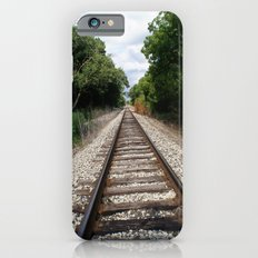 Down The Track (2) iPhone 6 Slim Case