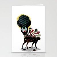 Muxxi & Alvaro Tapia / D… Stationery Cards