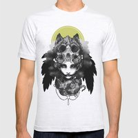 The Marquis Marchosias  Mens Fitted Tee Ash Grey SMALL