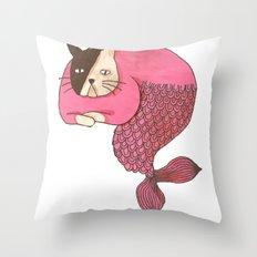 mercat Throw Pillow