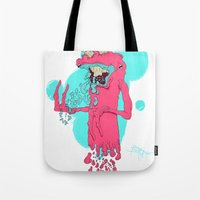 Deadly Cough Tote Bag