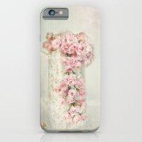 romantic roses iPhone 6 Slim Case