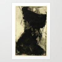 Impact 3 Art Print