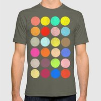 Colorplay 1 Mens Fitted Tee Lieutenant SMALL