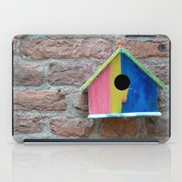 Birdhouse 2 iPad Case