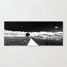 Oregon Highway Canvas Print