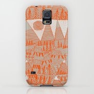 Evening On The High Past… Galaxy S5 Slim Case