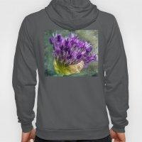 Allium Blossoms Hoody