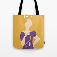 Rapunzel - Tangled Tote Bag