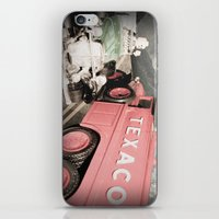 Passing Gas (With A Smil… iPhone & iPod Skin