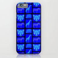 iPhone & iPod Case featuring Safari Collection by pindaa