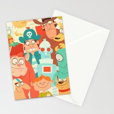 Storybook Gang Stationery Cards