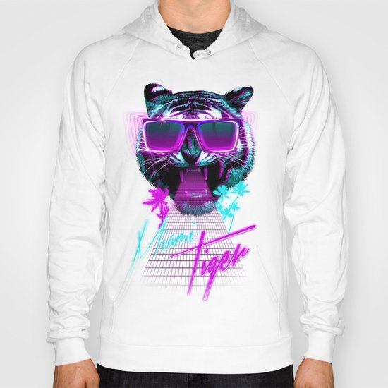 Miami Tiger Hoody