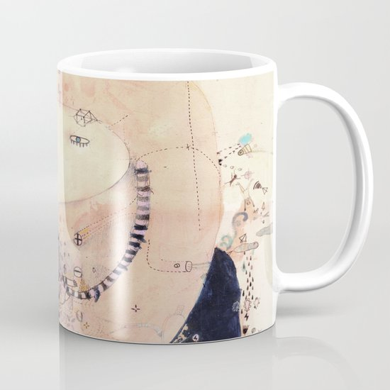 Thinking  Mug