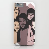 Imagine all the people.. iPhone 6 Slim Case