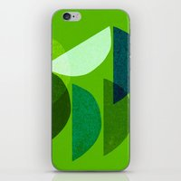 Wedges iPhone & iPod Skin