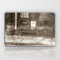 Pub Resting Place Art Vi… Laptop & iPad Skin