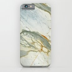Classic Italian Marble Slim Case iPhone 6s
