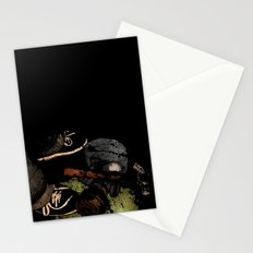The Weapons Of War Stationery Cards
