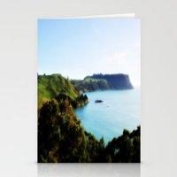 North Coast - Tasmania Stationery Cards