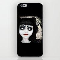 Dear little doll series... EUGENIA iPhone & iPod Skin