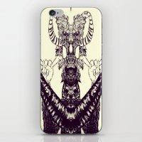 Surf Totem iPhone & iPod Skin