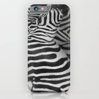 Stripes In A Line... iPhone 6 Slim Case