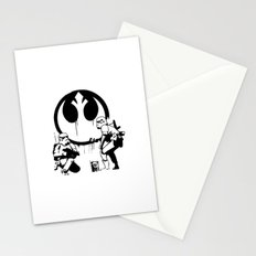 Banksy Troopers Stationery Cards