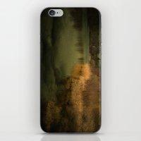 Still Ruht der See iPhone & iPod Skin