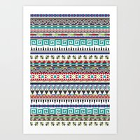 Christmas Sweater Art Print
