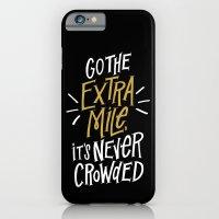 Go The Extra Mile iPhone 6 Slim Case