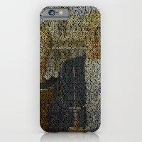 Love Will Tear Us Apart iPhone 6 Slim Case