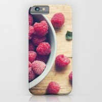 iPhone & iPod Case featuring Sweet Red by Sandra Arduini