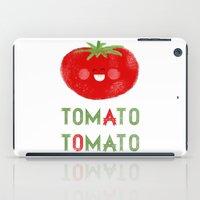 Tomato-Tomato iPad Case