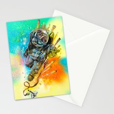 Houston we have a problem Stationery Cards