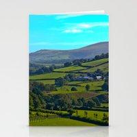 Devon Landscape Stationery Cards