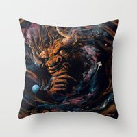 Last Patrol Throw Pillow