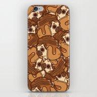 Puglie Pancakes iPhone & iPod Skin