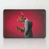 Bull iPad Case