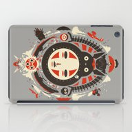 iPad Case featuring A New Wind by The Art Of Danny Haa…